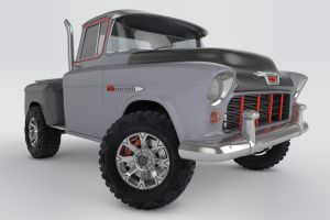 1955 Chevrolet 3100 by SamCurry