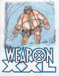 Weapon XXL by artildawn