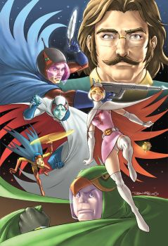 Battle of the Planets Cover by UdonCrew