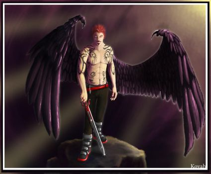 Lucifer Revised by kovah