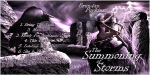 The Summoning of Storms by Lonesome--Crow
