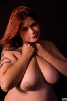Natasha Topless 20 by Envy-Graphix