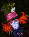 The Mad Hatter by vonmilano