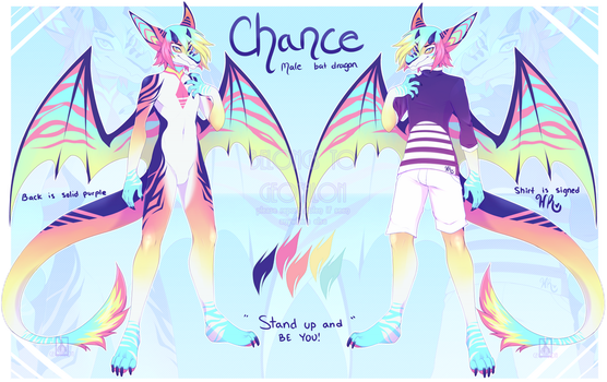 Chance by geotalon