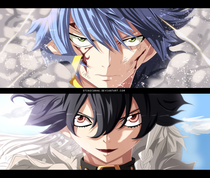 FAIRY TAIL 365 - Jellal and Midnight by StingCunha