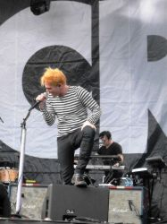 My Chemical Romance 3 . Big Day Out 2012 by likescarecrows