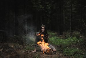 pagan fire by collien