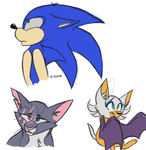 Sketches by Arcticwolf39905