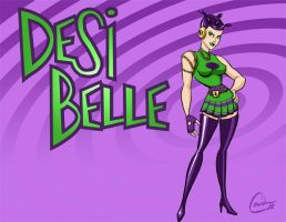 Desi Belle - Animated by toddworld