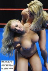 T/W - New Year's Eve 2005 (Tickle Wrestling) by RL1895