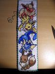 Bookmark Eevee Evolution by horrorfreakjuh