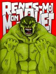 Hulk - Rends moi mon JOUET by A-Fornerot