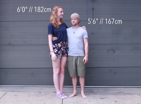 15cm height difference by zaratustraelsabio