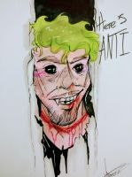 Shining Referance  HERE'S ANTI by ThePeculiarArtist