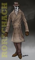 Rorschach by Bloodzilla-Billy