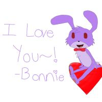 Bonnie Loves You! by ChangeOfKuriboh