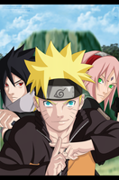 Team 7 Cover by IITheDarkness94II