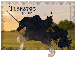 !150 Thanatos by ReQuay