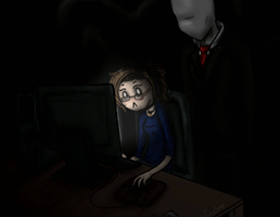 Late Night Gaming .:Animated:. by ask-cyclone