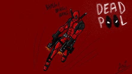 Deadpool by toonager