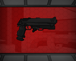The Weapon Lab: Overkill's Custom .50 Pistols by Vectorman316