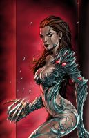 Broussard Witchblade by vic55b