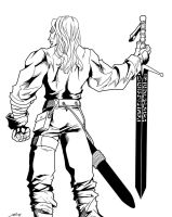 Elric Inks by lusiphur