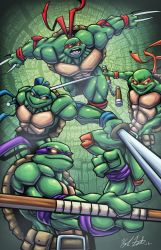 TMNT 2013 by Kyle-Fast