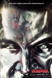 Deadpool (2016) - Poster # 2 by CAMW1N