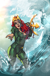 Queen of the Seven Seas by Atlas0