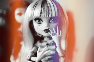 Monster High- Put a Ring on it by ShiVoodoo
