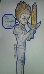 clay nexo knights by shelbot98