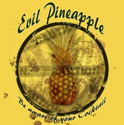 Evil Pineapple by Janus-Photography