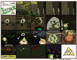 The Adventures of Link 4 by Monotypical