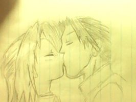 Kiss by martius2521