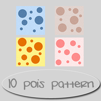 10 Pois Pattern by Sweet83