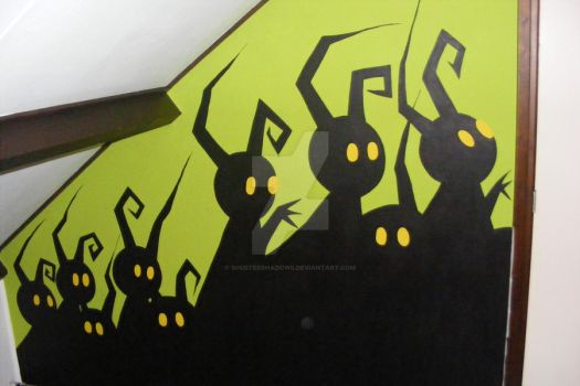 Wall Of Heartless by SinisterShadows