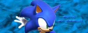 Sonic Signature by Marijo-4ever