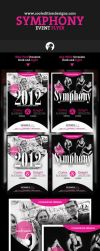 Symphony Event Flyer Template by cooledition