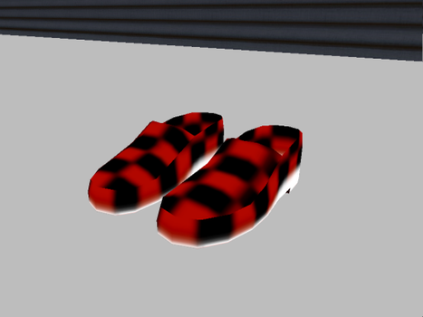 MMD Request - Shoes by Kyouki19