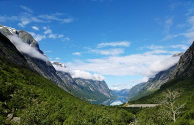 Norway (5) by LorcanPL