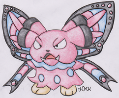 Old Pokemon, New Type 21: Snubbull