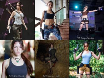Tomb Raider Cosplay 2016 by TanyaCroft