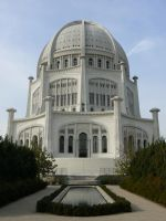 Bahai Temple Take 2 by nwinder