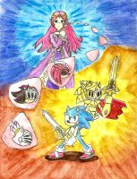 Until the Fight is Won (Poster) by SonicGal89