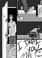 I Dare You- Page 2 by EvelArtGirl