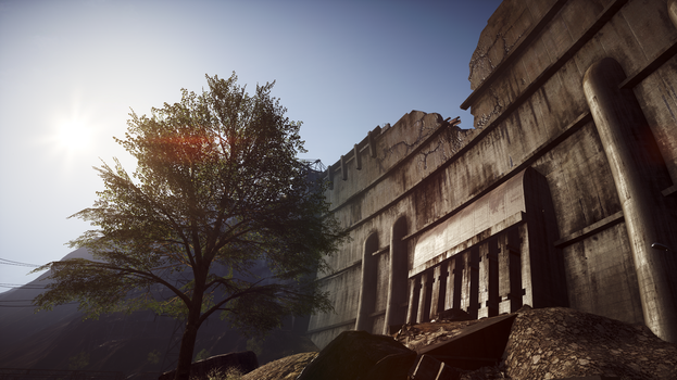 Battlefield 4 - Shattered Dam by T0XICO