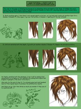 Hair Color Tutorial 3 of 3 by J-Cleo