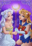 Sailor Moon/Princess Serenity by ChildOfMoonlight