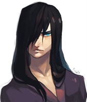 Lowell face by P-cate